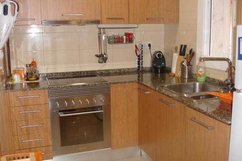 Cocina - Apartamento en venta en calle Avda Verge de Montserratsandy, Els munts en Torredembarra - 27754674