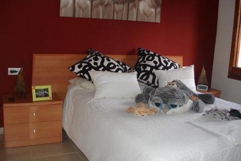 Dormitorio - Apartamento en venta en calle Avda Verge de Montserratsandy, Els munts en Torredembarra - 27754678