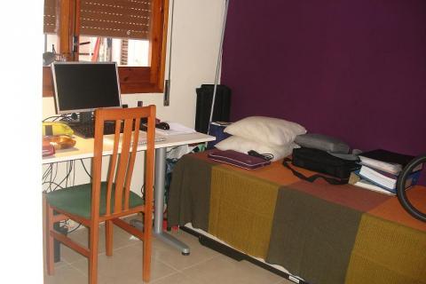 Dormitorio - Apartamento en venta en calle Avda Verge de Montserratsandy, Els munts en Torredembarra - 27754679