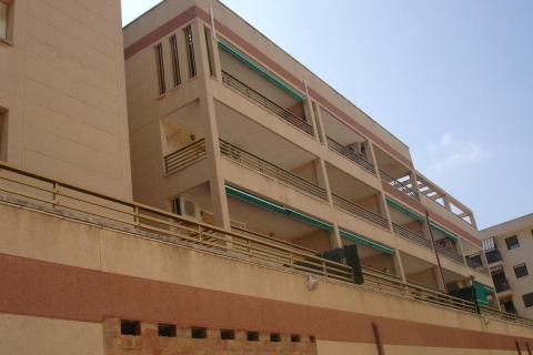 Fachada - Apartamento en venta en paseo Miramar, Centro en Torredembarra - 41208910