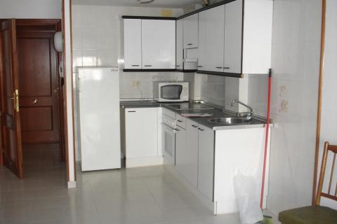 Cocina - Apartamento en venta en paseo Miramar, Centro en Torredembarra - 41208913
