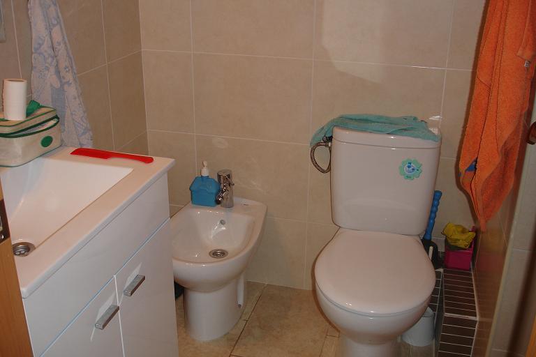 Baño - Apartamento en venta en calle Pescadors, Baix a mar en Torredembarra - 87741690