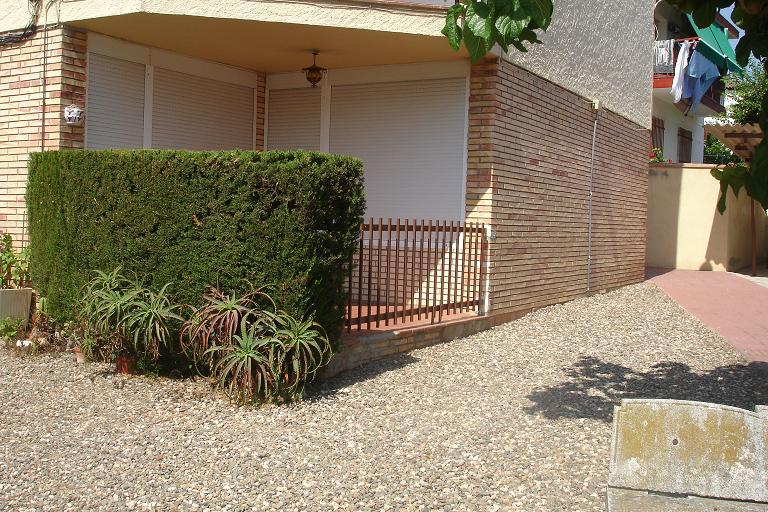 Fachada - Apartamento en venta en calle Julio Cesar, Racó del cèsar en Creixell - 87742658