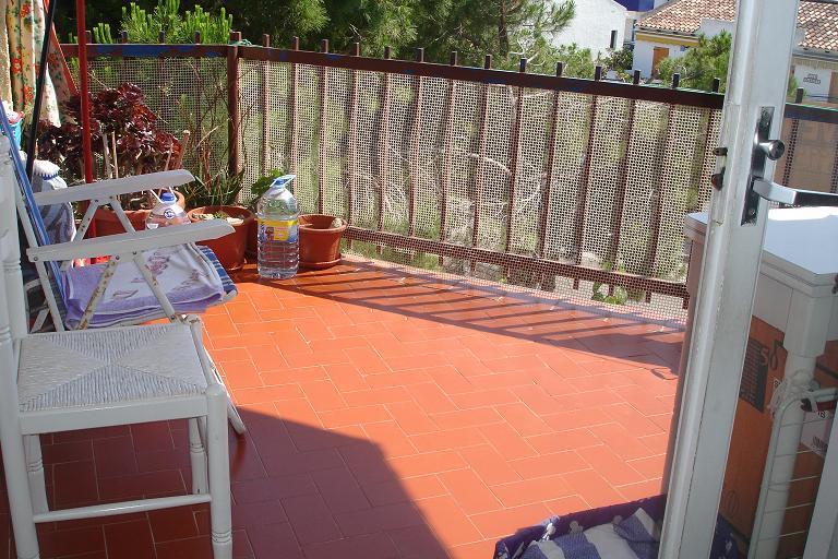 Terraza - Apartamento en venta en calle Julio Cesar, Racó del cèsar en Creixell - 87742672