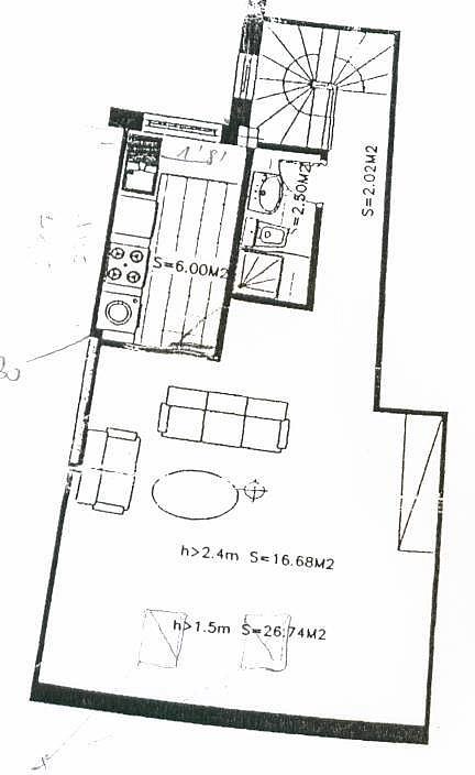 Dúplex en alquiler en Zona Centro en Torrelavega - 331025091