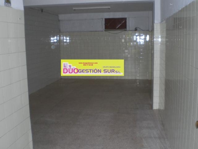 Local comercial en alquiler en San Juan de Aznalfarache - 40592880