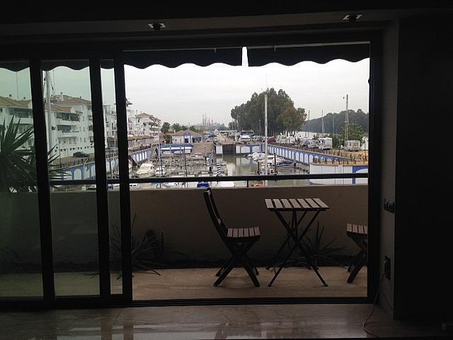 Terraza - Piso en alquiler en Gelves - 271083331