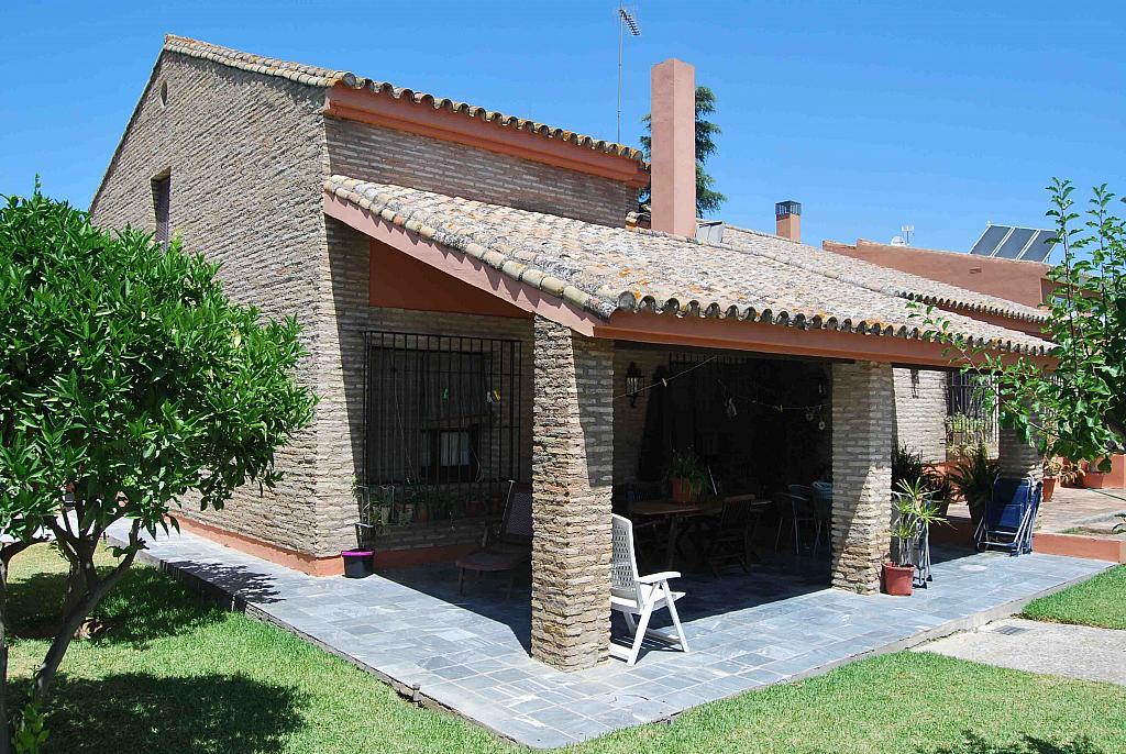 Fachada - Chalet en alquiler en Mairena del Aljarafe - 293089624