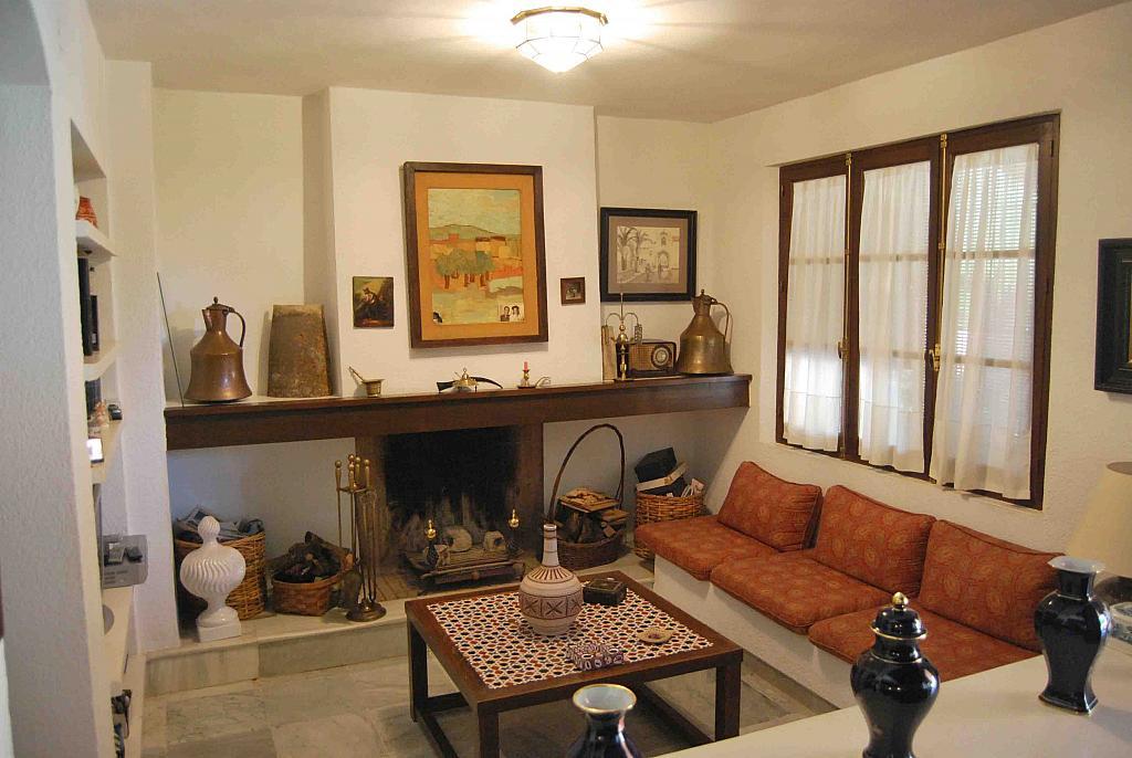 Salón - Chalet en alquiler en Mairena del Aljarafe - 293089668