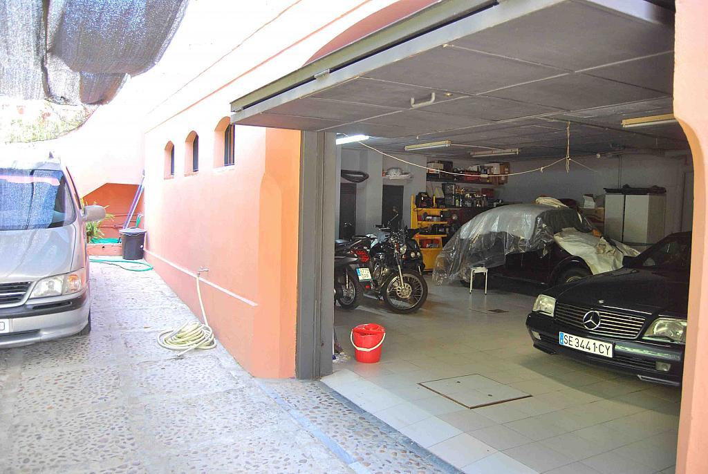 Garaje - Chalet en alquiler en Mairena del Aljarafe - 293089806