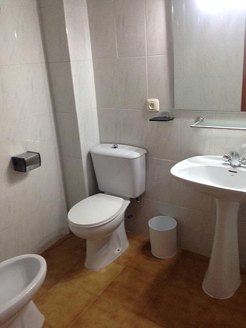 Baño - Casa adosada en alquiler en Mairena del Aljarafe - 317171108