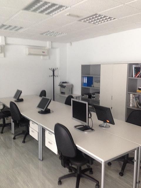 Nave industrial en alquiler en Gelves - 292356105