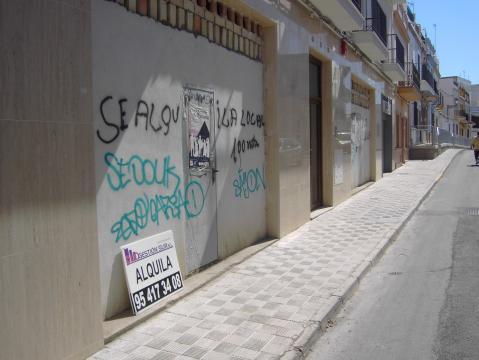 Vistas - Local comercial en alquiler en Tomares - 30158222