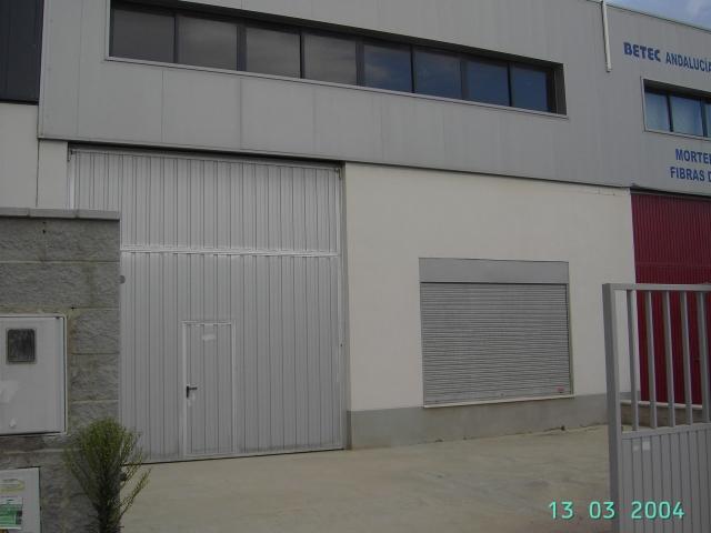 Nave industrial en alquiler en Bollullos de la Mitación - 12862042