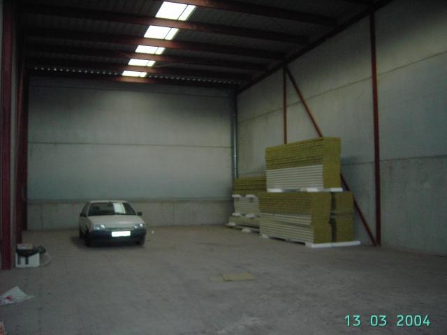 Nave industrial en alquiler en Bollullos de la Mitación - 12862043
