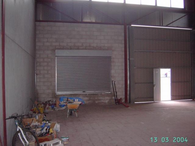 Nave industrial en alquiler en Bollullos de la Mitación - 12862044