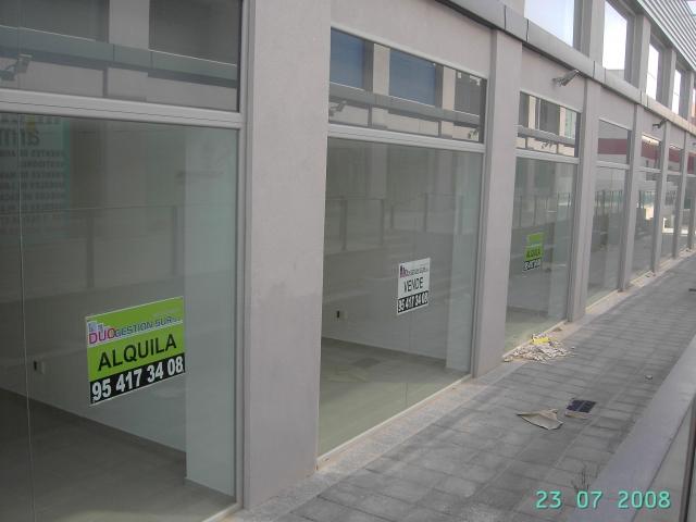 Local comercial en alquiler en Bollullos de la Mitación - 18290597