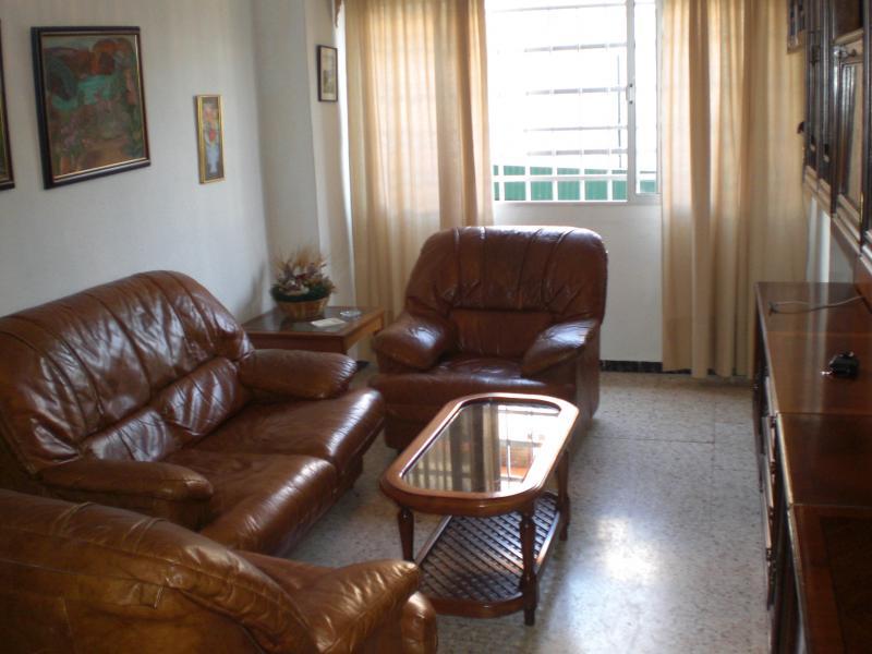 Salón - Piso en alquiler en San Juan de Aznalfarache - 53197044