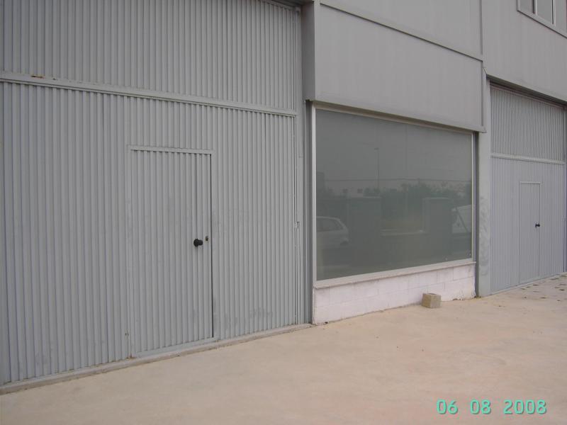 Nave industrial en alquiler en Bollullos de la Mitación - 56528127
