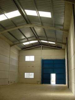 Nave industrial en alquiler opción compra en Hinojos - 57340699