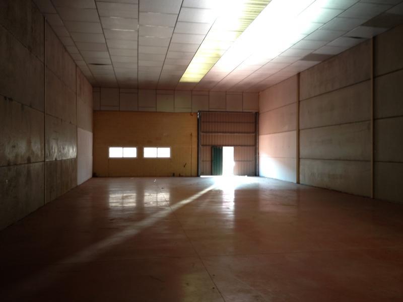 Vistas - Nave industrial en alquiler en Alcalá de Guadaira - 102021787