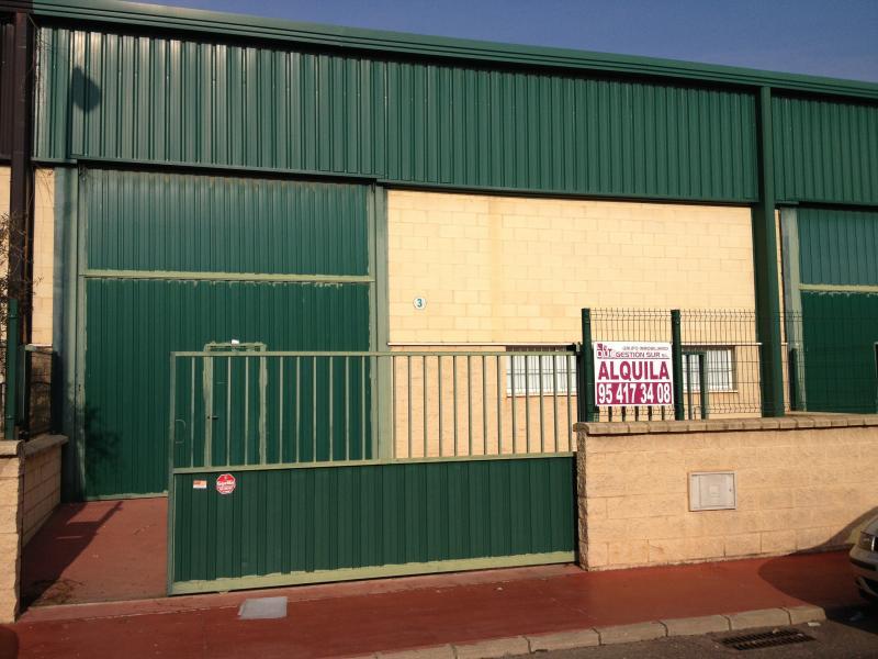 Vistas - Nave industrial en alquiler en Alcalá de Guadaira - 102021805