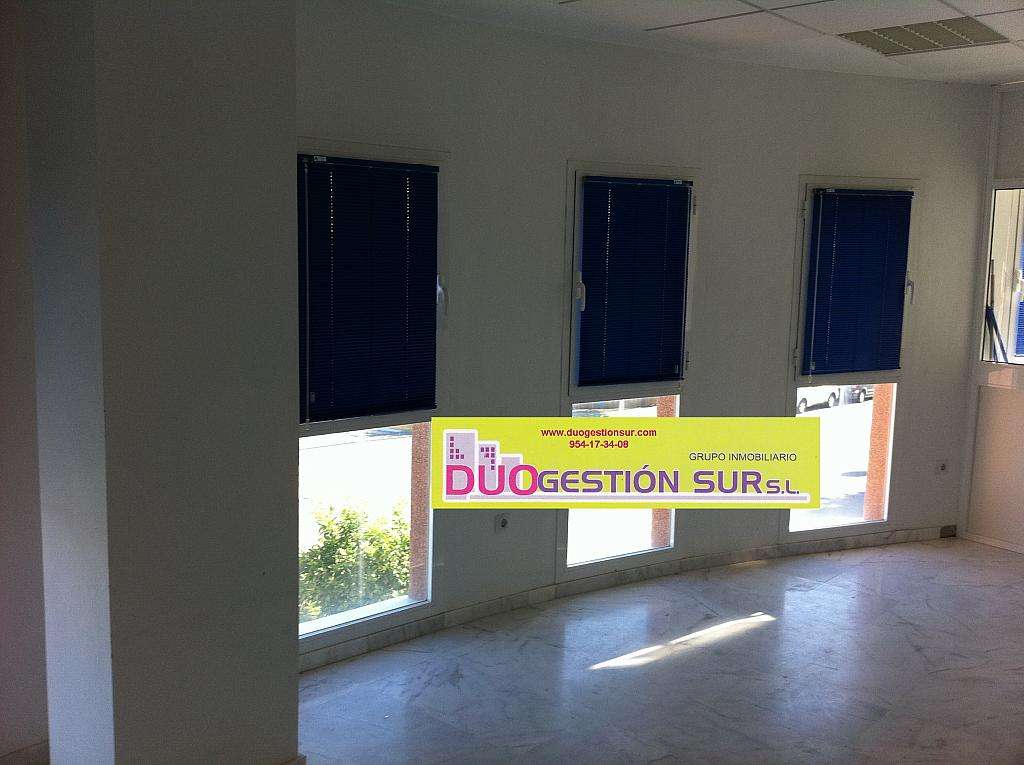 Oficina en alquiler en Mairena del Aljarafe - 123799107