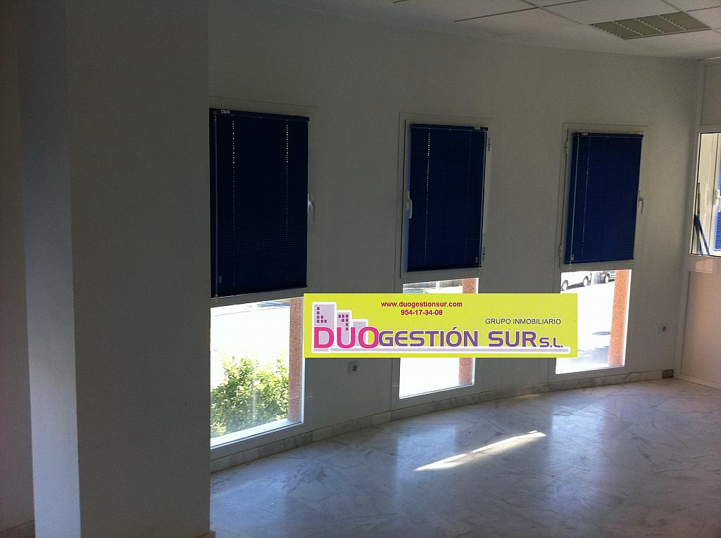 Oficina en alquiler en Mairena del Aljarafe - 123799174
