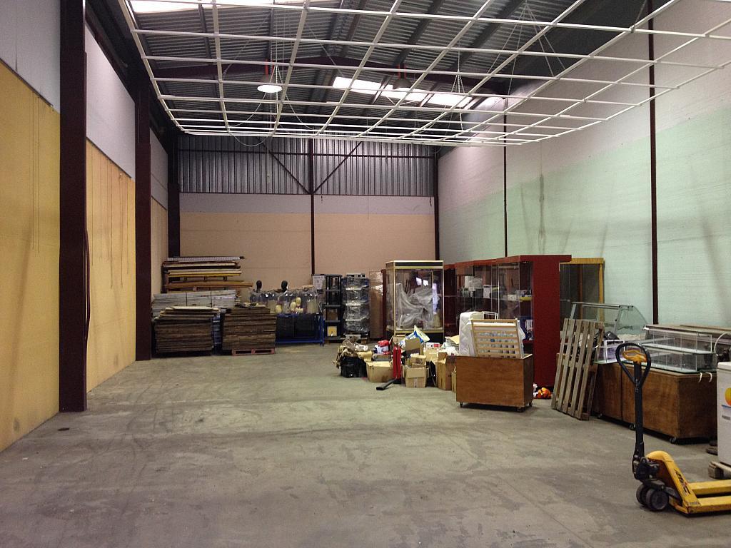 Nave industrial en alquiler en Aznalcázar - 124570441