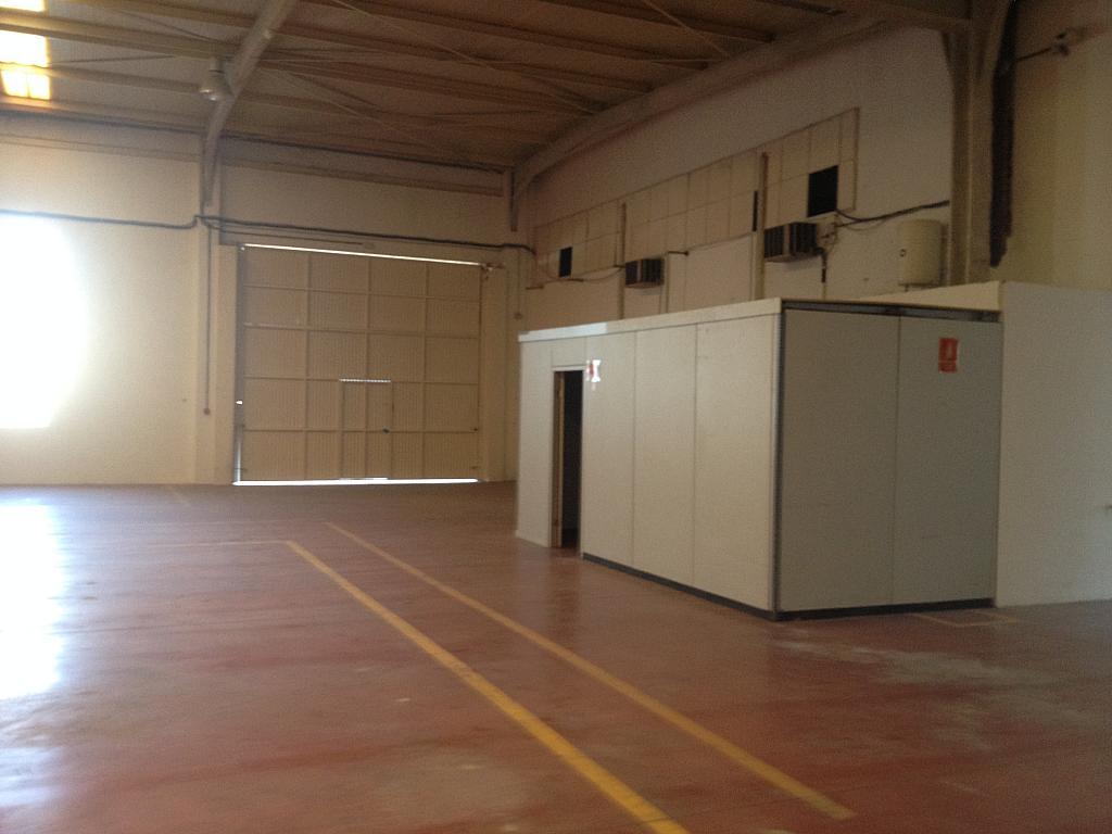 Nave industrial en alquiler en Mairena del Aljarafe - 153634762