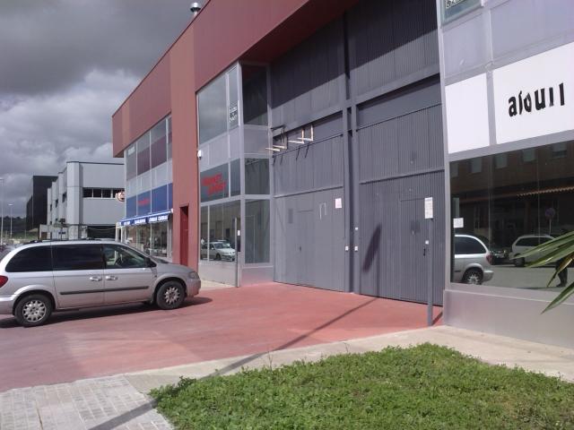 FACHADA - Nave industrial en alquiler en Gelves - 21733196