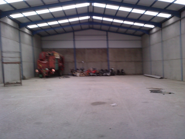 INTERIOR - Nave industrial en alquiler en Coria del Río - 21596182