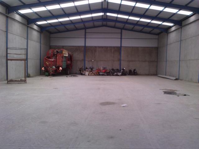 INTERIOR - Nave industrial en alquiler en Coria del Río - 21596183