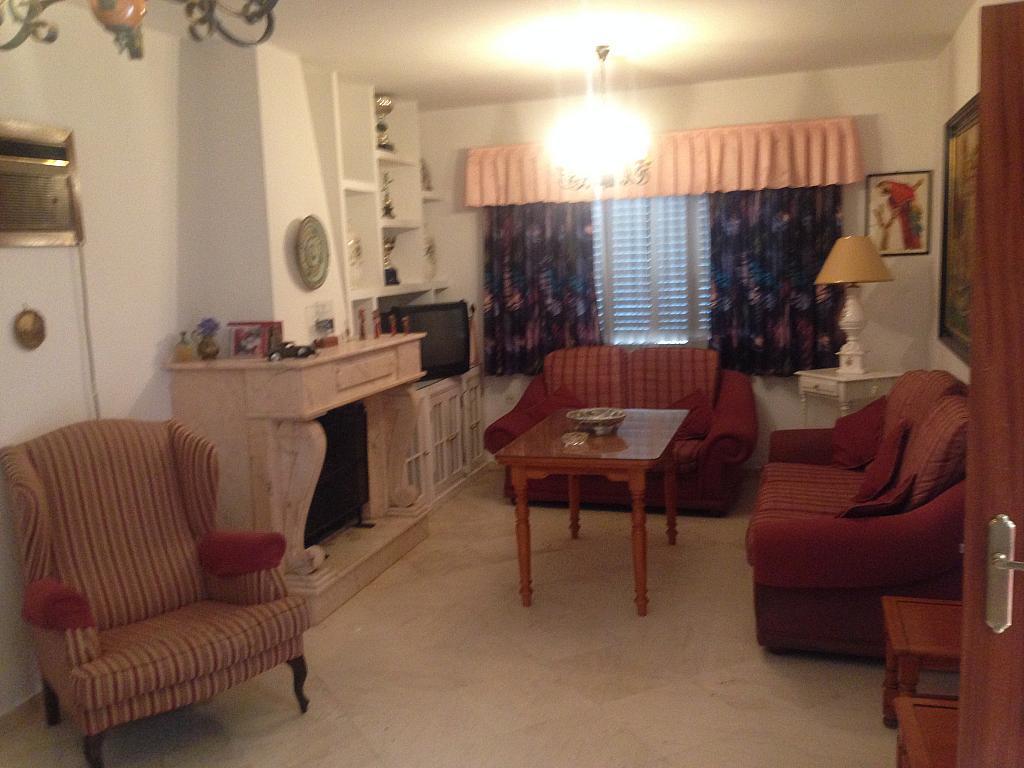 Salón - Chalet en alquiler en Aznalcázar - 207313776
