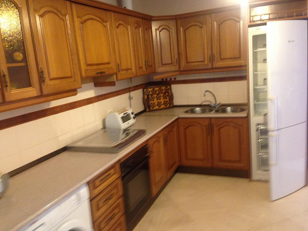 Cocina - Chalet en alquiler en Aznalcázar - 207313805