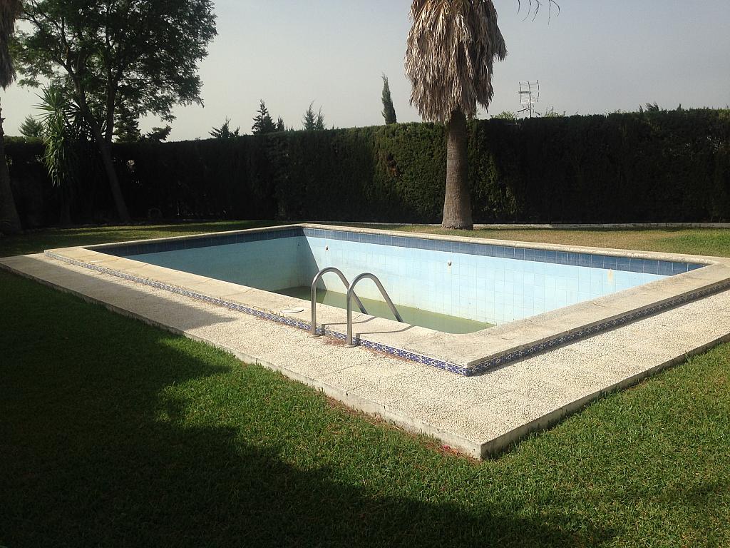 Piscina - Chalet en alquiler en Aznalcázar - 207313809