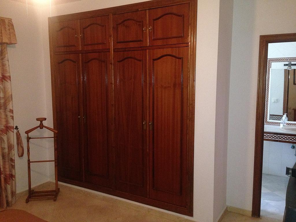 Dormitorio - Chalet en alquiler en Aznalcázar - 207313866