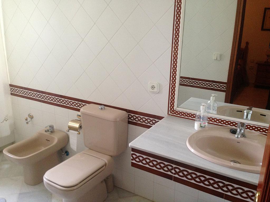 Baño - Chalet en alquiler en Aznalcázar - 207313870