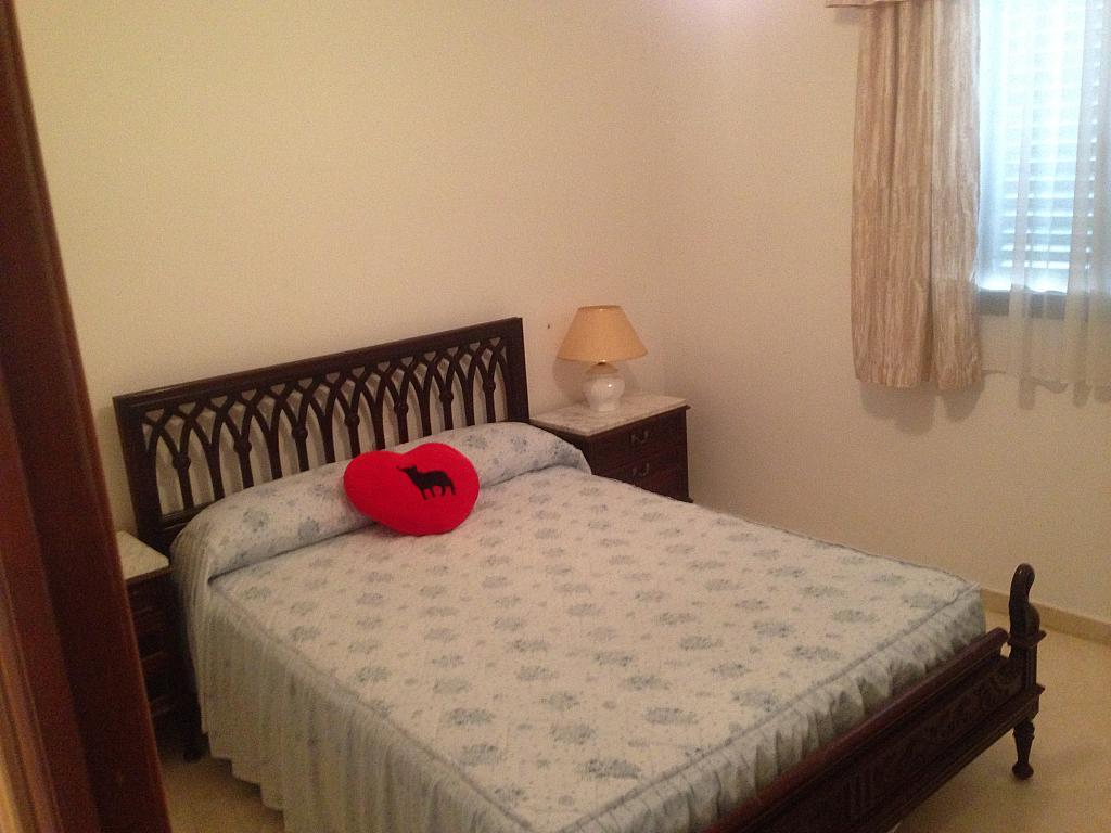 Dormitorio - Chalet en alquiler en Aznalcázar - 207313872