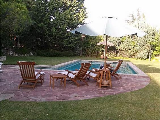 Casa en alquiler en Torrelodones - 306617045