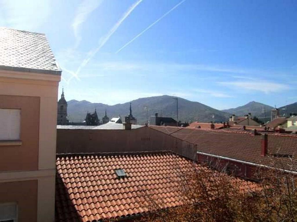 Ático en alquiler en San Lorenzo de El Escorial - 346503062