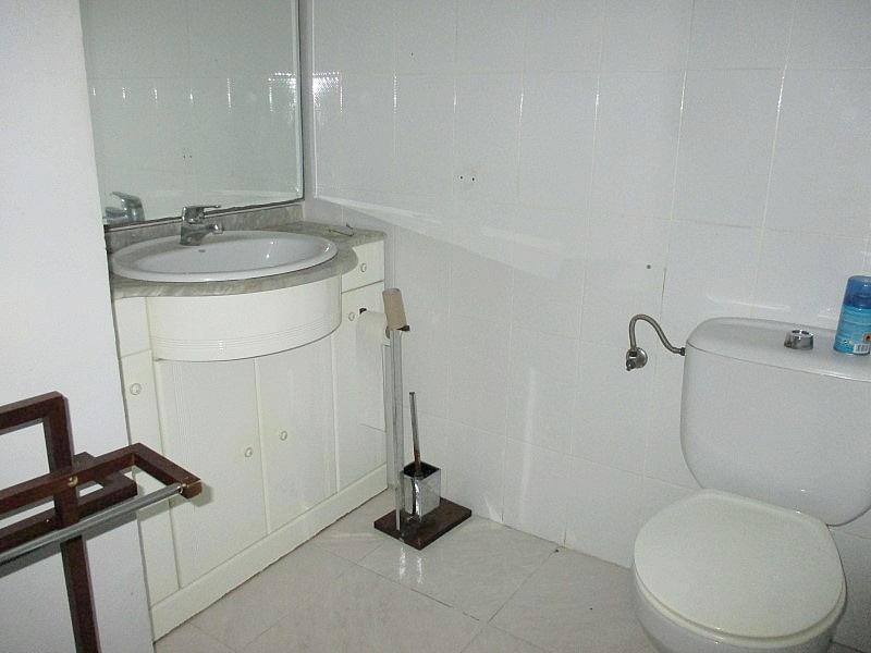 Baño - Piso en alquiler en calle Al Vedat, Avenida del Vedat en Torrent - 315276682