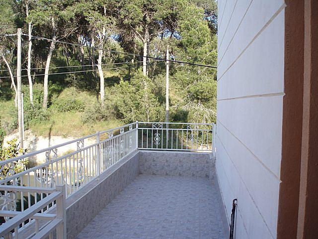 Balcón - Chalet en alquiler en calle San Lorenzo, El Vedat en Torrent - 159980952