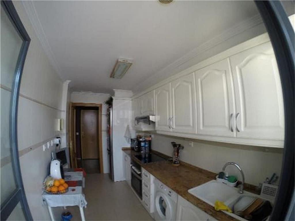 Cocina - Ático-dúplex en alquiler en calle Barcelona, Parc Central en Torrent - 226919798