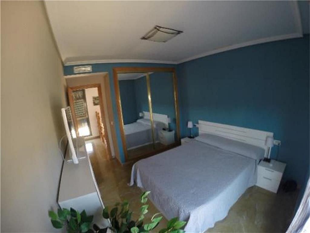 Dormitorio - Ático-dúplex en alquiler en calle Barcelona, Parc Central en Torrent - 226919800