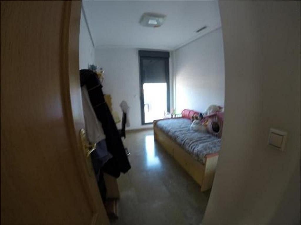 Dormitorio - Ático-dúplex en alquiler en calle Barcelona, Parc Central en Torrent - 226919803