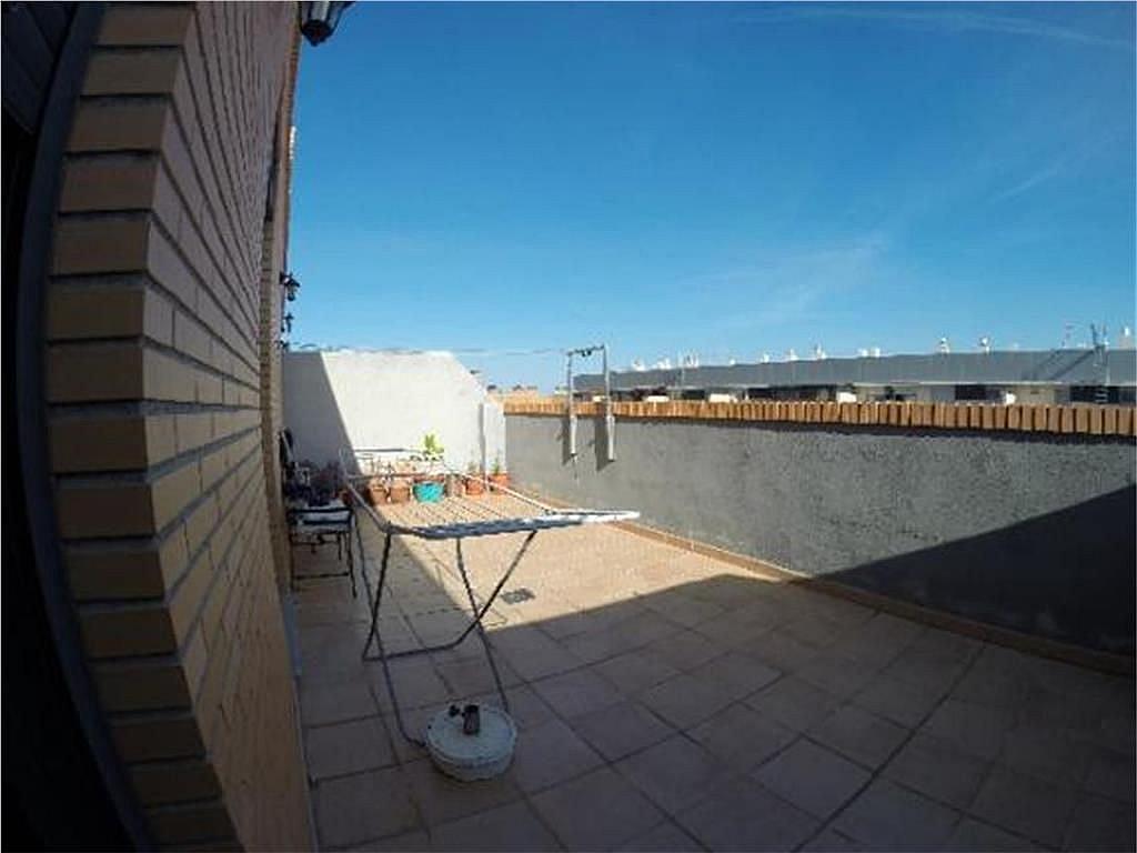 Terraza - Ático-dúplex en alquiler en calle Barcelona, Parc Central en Torrent - 226919812