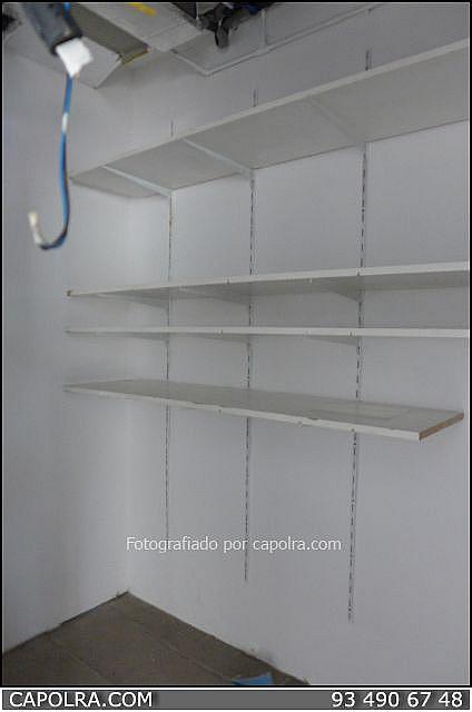 Imagen sin descripción - Local comercial en alquiler en Sant Gervasi – Galvany en Barcelona - 272760443