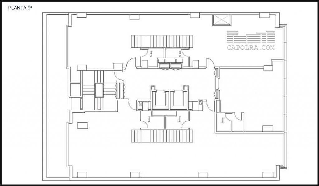 Imagen sin descripción - Oficina en alquiler en Les corts en Barcelona - 282914752