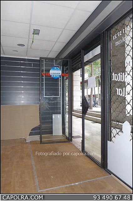Imagen sin descripción - Local comercial en alquiler en Les corts en Barcelona - 378572893